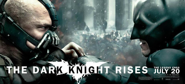 the dark knight rises, movie poster