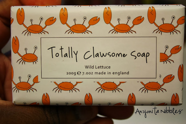 Totally Clawsome Wild Lettuce Soap from www.anyonita-nibbles.com