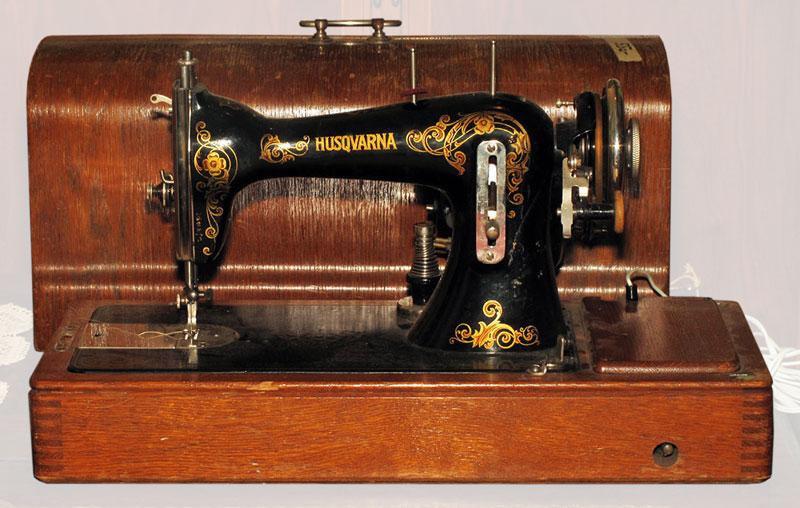 symaskin till salu