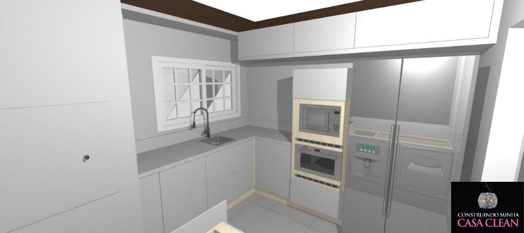 Armario Embaixo Janela : Wibamp cozinha planejada com a pia embaixo da janela