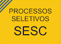 Processos Seletivos Sesc