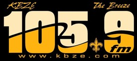 KBZE The Breeze 105.9 FM