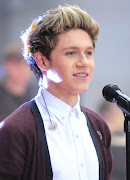 Imagine One Direction: Niall :) (niall horan one direction performing today show )