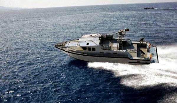 Kapal Patroli Cepat. PROKIMAL ONLINE Kotabumi Lampung Utara