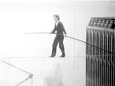 Man On Wire, Philippe Petit