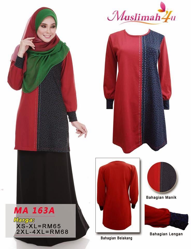 T-shirt-Muslimah4u-MA163A