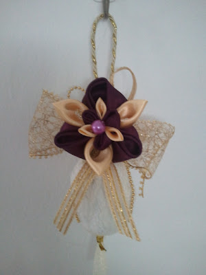 bunga telur, murah, wedding door gift, iris, hair accessories, handphone charm