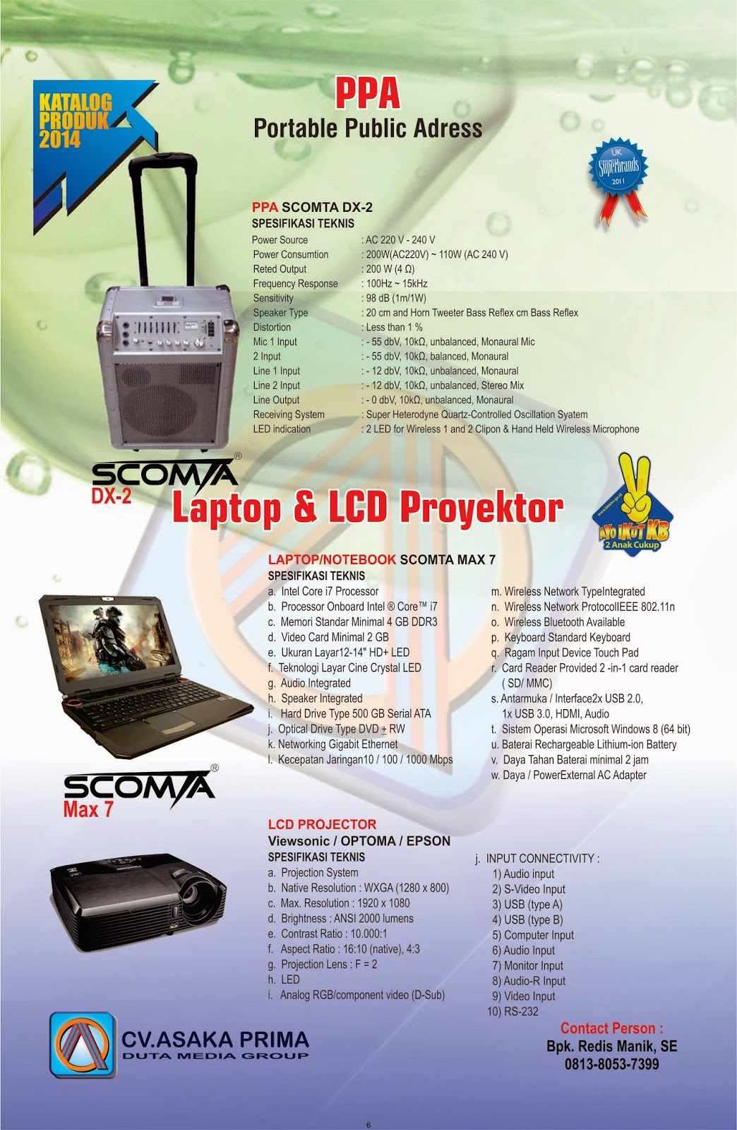 PORTABLE PUBLIC ADDRESS (PPA) 2015 ~ PRODUK DAK BKKBN 2015