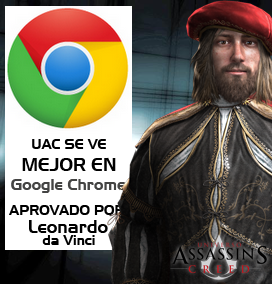Navega con Google Chrome