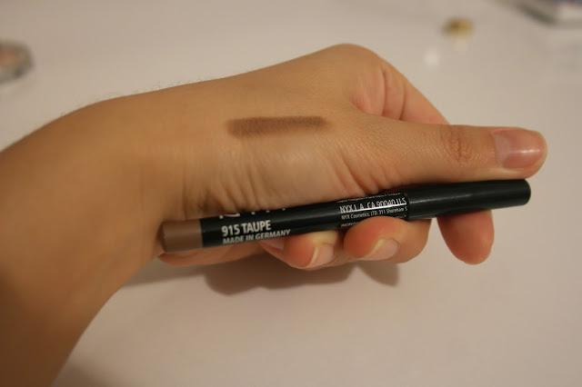 nyx kaş kalemi