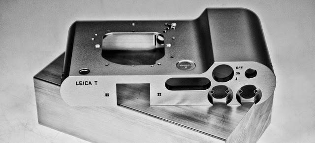 Gambar Kamera mirrorless Leica T Typ 701