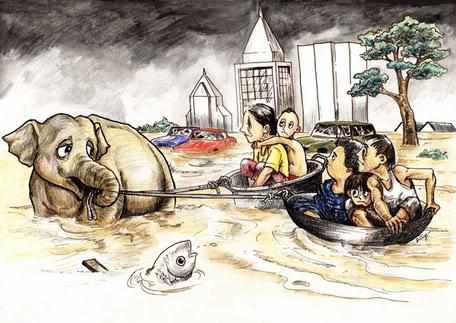 Puisi tentang Bencana Alam