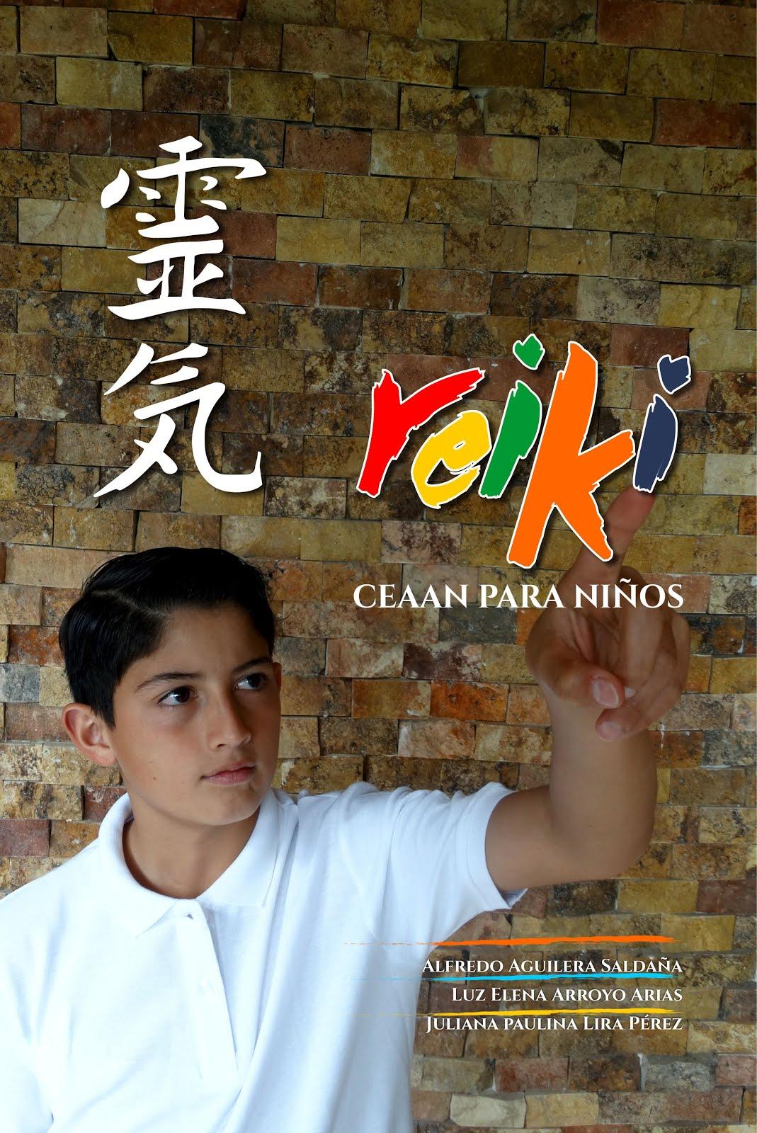 REIKI CEAAN PARA NIÑOS DE 7 A 12 AÑOS