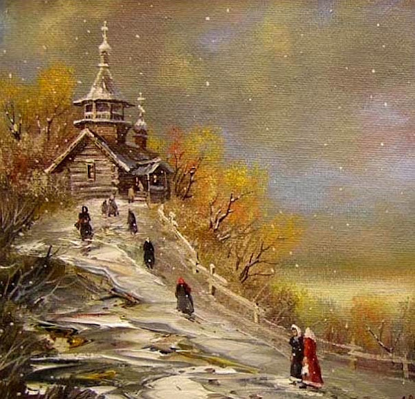Vladimir Gerasimov. Artista
