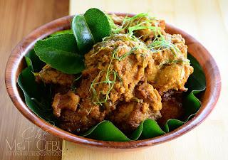 Rendang Ayam Malaka
