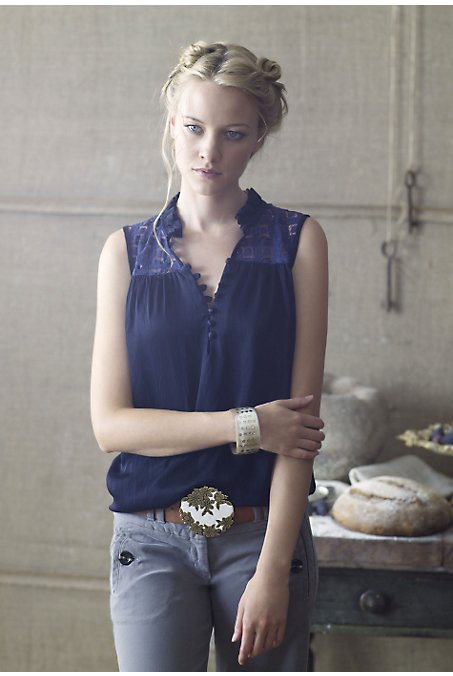 Anthropologie Muse Top