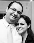 Pastor Marcelo Cianelli e sua esposa Alithéia de Cássia B. Cianelli
