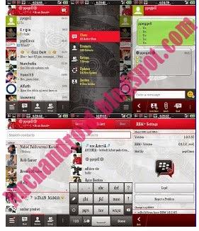 BBM+ MOD Android Terbaru