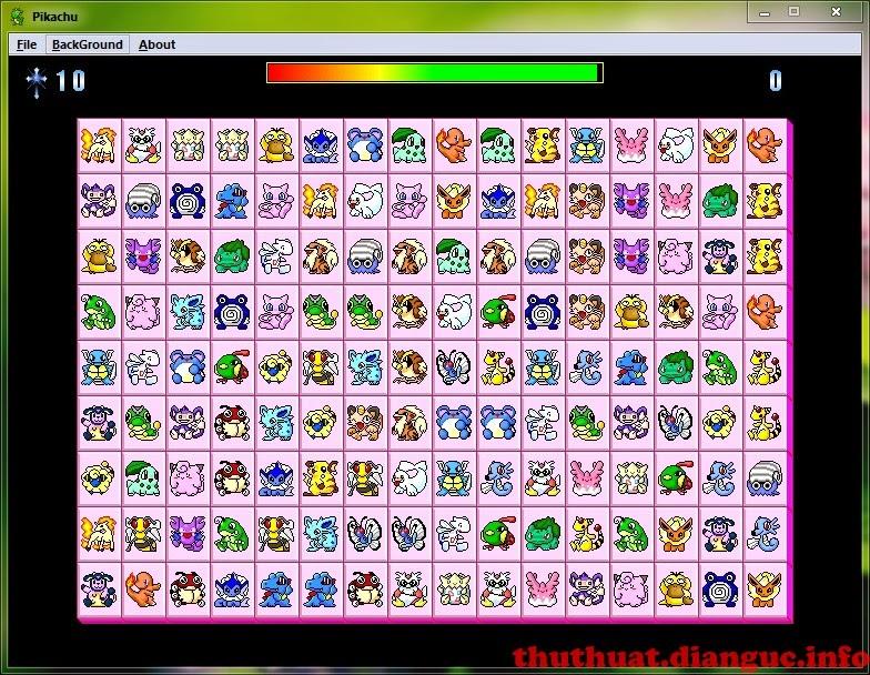 Download game pikachu offline – Xếp thú PC