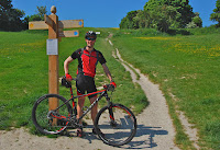 South Downs Way Start at Eastbourne