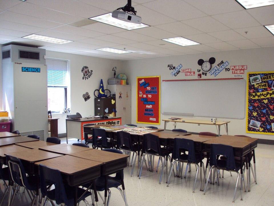 Classroom Decoration Disney : Creative classroom themes disney parks theme