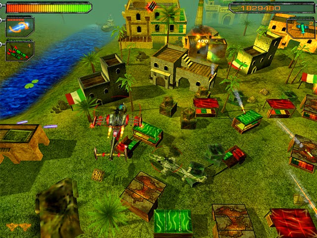 Download Game Perang Air Force Missions 3 D Gratis