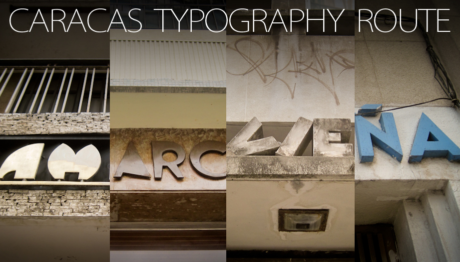 Typography Route