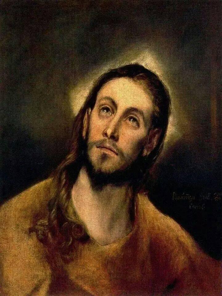 Cristo - El Greco