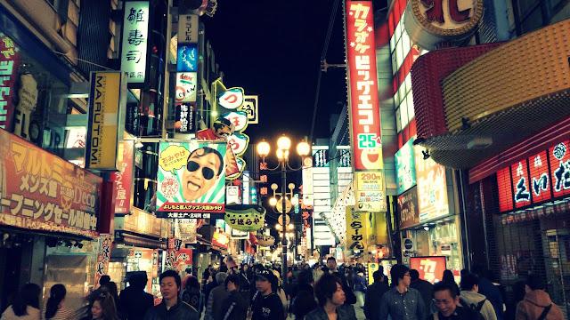 Dotonbori Japan