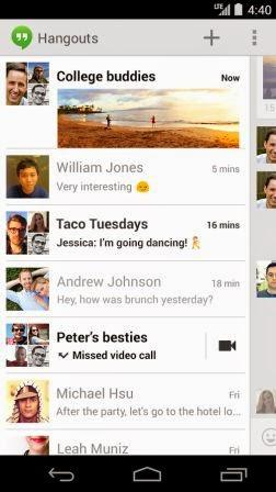 Google Hangouts Apk
