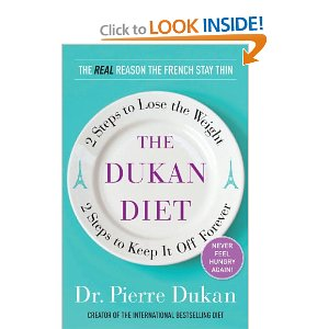 dukan diet book