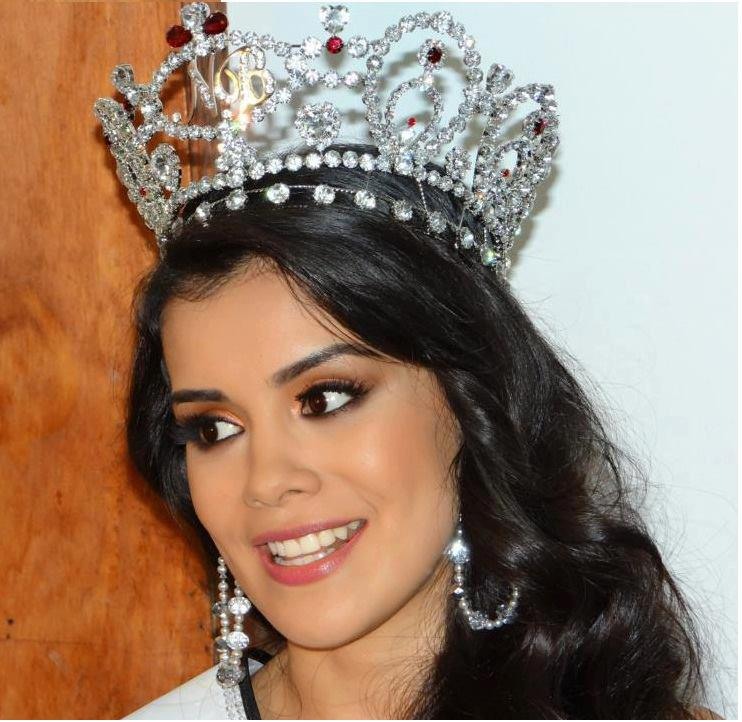 miss congeniality and will represent her country in miss universe 2013