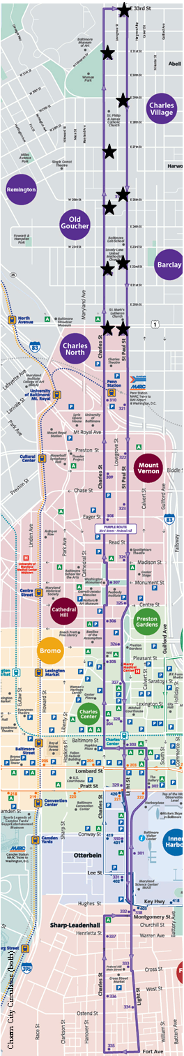 Remington Community Newsletter: Charm City Circulator Extends Route on