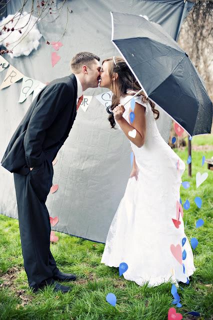 Rain or Shine ~ Allie + Ben {Part One}