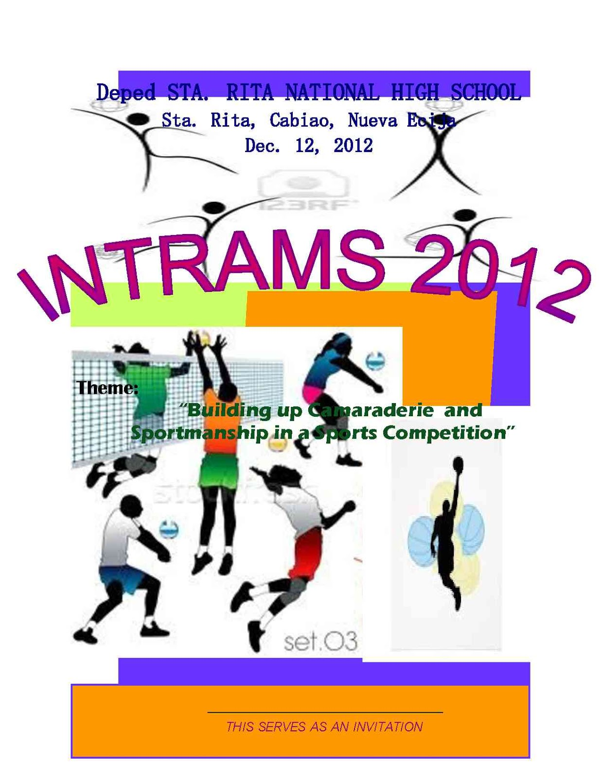 iRonicAlly tiTled: intramurals: Sports Competition Program
