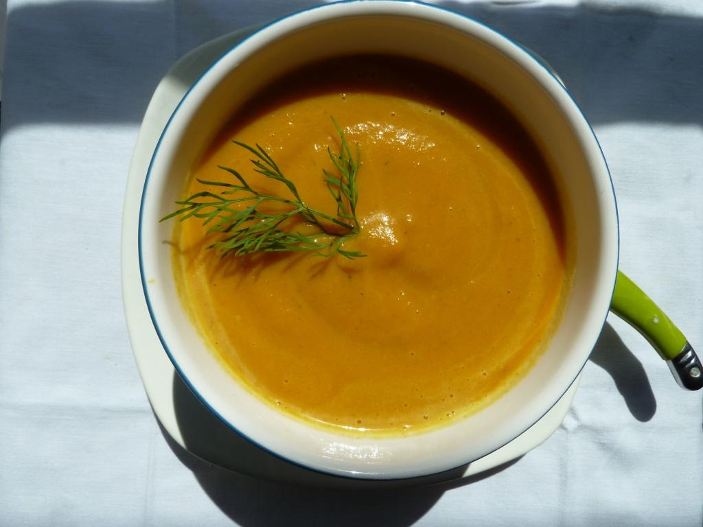 do you speak vegan soupe de carottes au curry maple. Black Bedroom Furniture Sets. Home Design Ideas