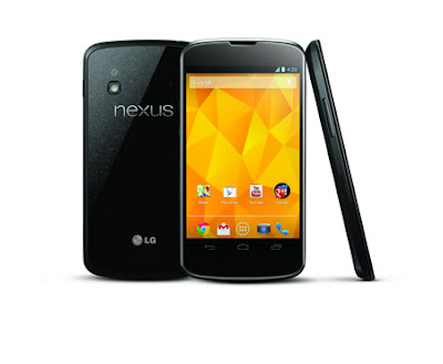 Nexus 4 de vuelta en Google Play...visto y no visto