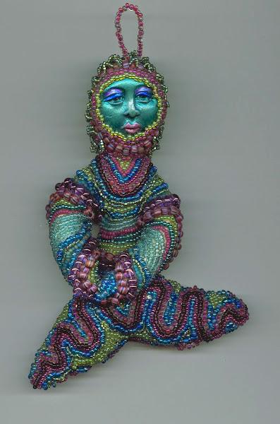 Dancer Doll, front