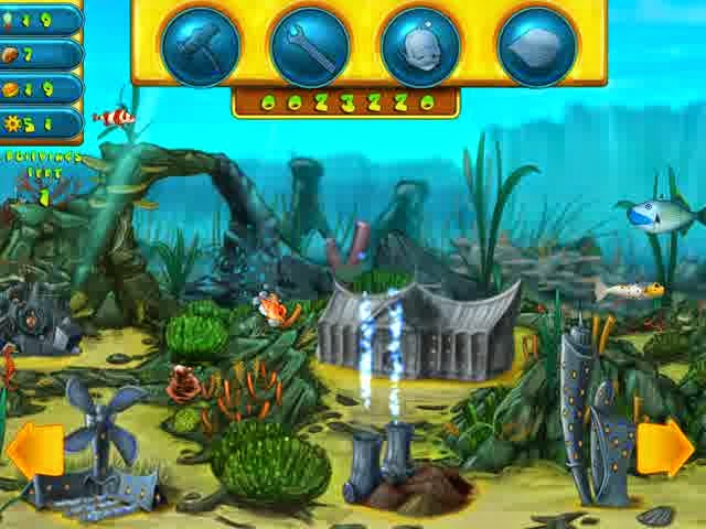 Game Lost City of Aquatica