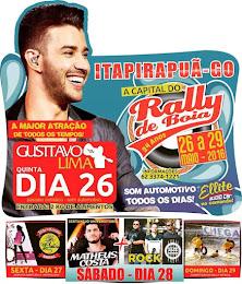 RALLY DE BÓIAS DE ITAPIRAPUÃ