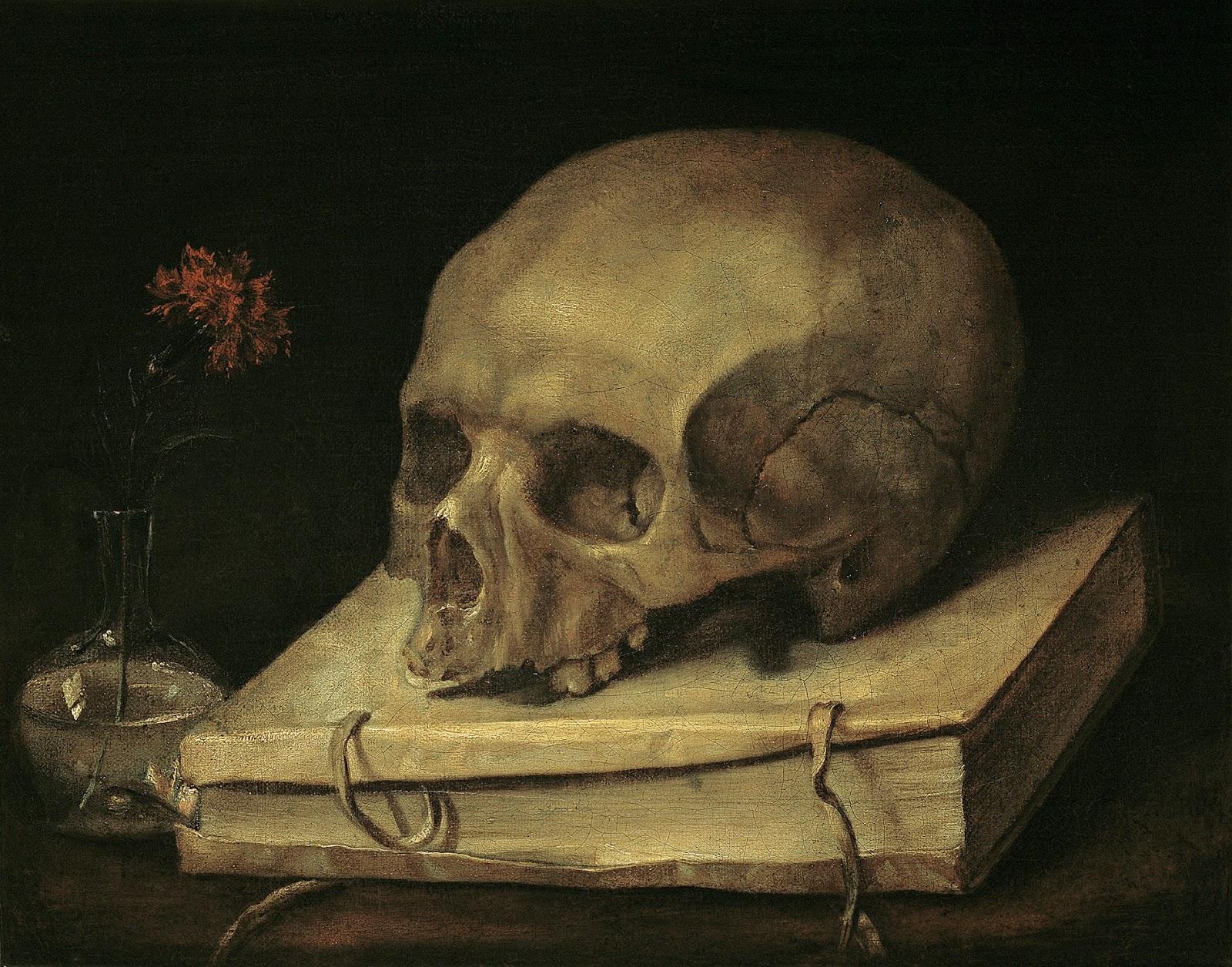© Museo del Prado. Vánitas (Jacques Linard)