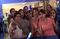 Kamal Fans Celebrate Uttama Villain Release on Dubai
