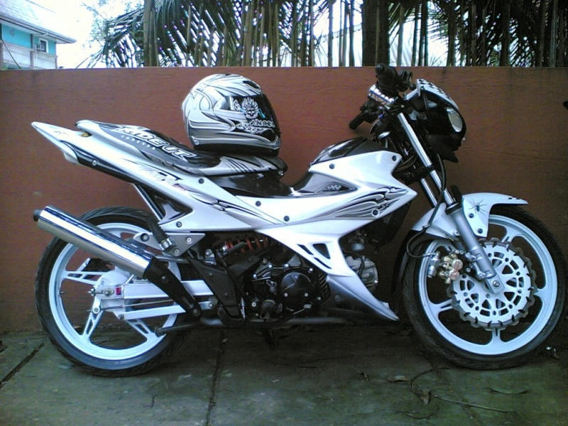 Picture of Kawasaki Athlete Modifikasi