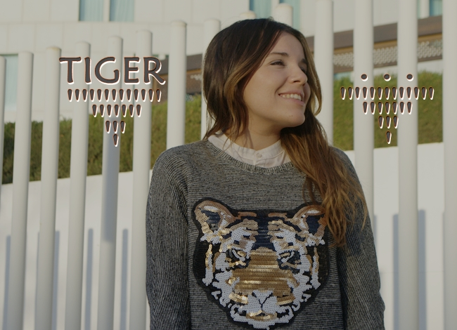 tiger-look