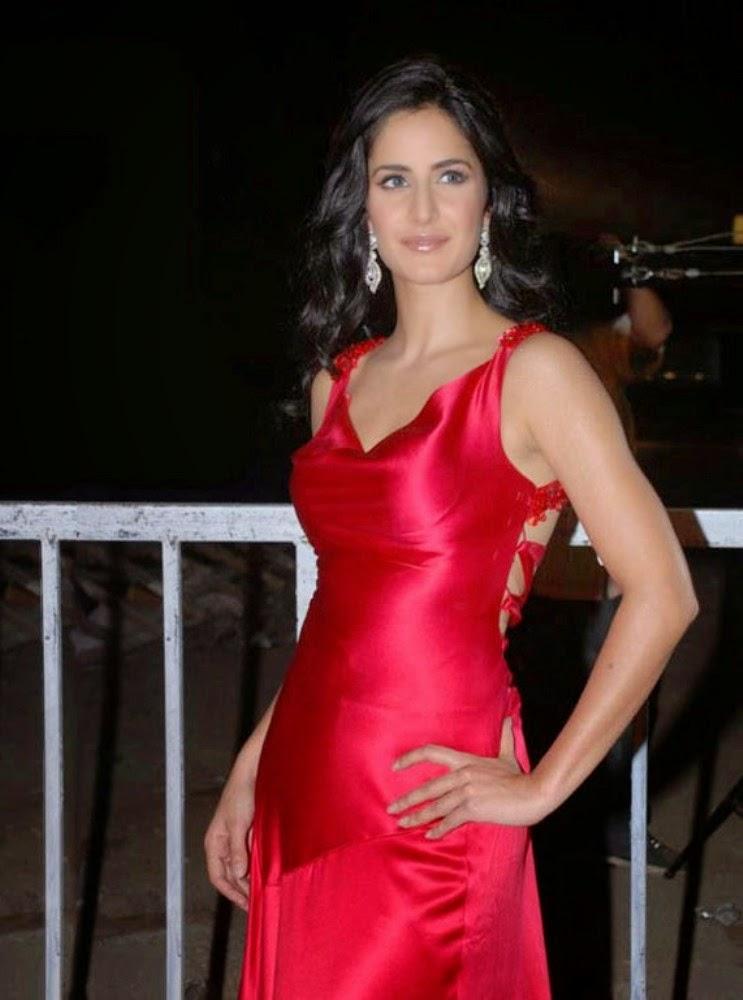 Katrina Kaif red event
