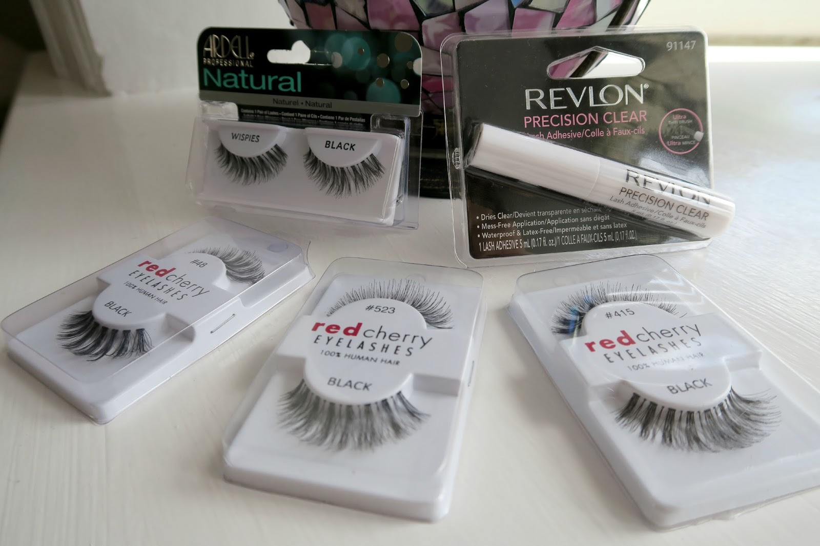 Lash Haul And Revlon Precision Clear Lash Glue Review Alboe By J