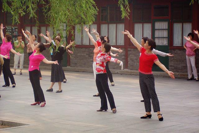 Tai Chi in Beijing