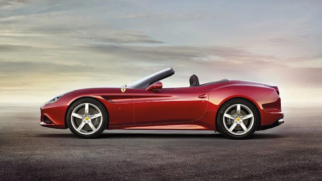 Fondo Full HD Ferrari California T
