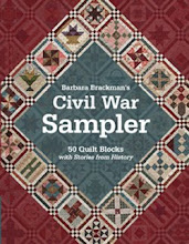 CIVIL WAR SAMPLER: 50 Quilt Blocks