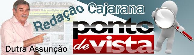 Redação Cajarana Blogspot - Ponto de Vista